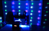 Tiny Sound Activated Multicolor LED DJ Disco Dance Party Effect Light