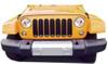 7pcs Grille Inserts for Jeep Wrangler JK 2007-2017