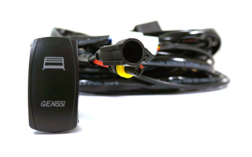 Heavy Duty Light Bar Relay Single Output