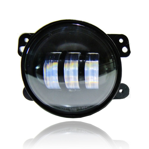 4 Inch LED Fog Lamp Lights For Jeep Wrangler JK