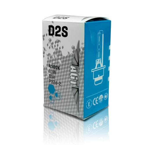 D2S 85122 66240 Xenon HID Bulb