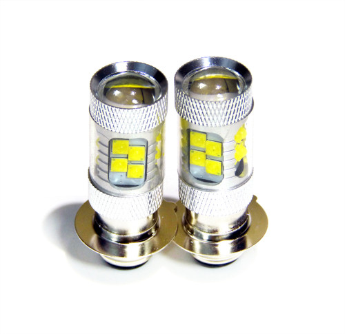 H6M 70023  100W LED Headlight Bulbs (2 Pack)