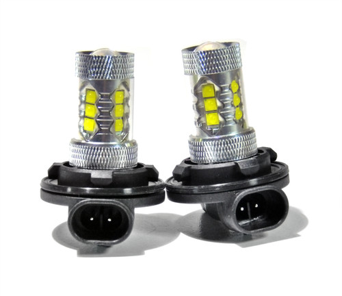 80W LED For Polaris 4030059 Headlight Bulbs (2 Pack)