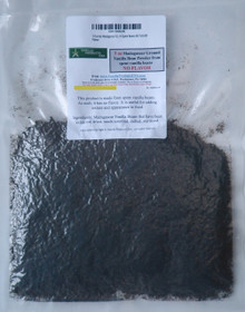 3 Ounces Oz Madagascar Ground Vanilla Bean Powder from Spent Beans NO FLAVOR