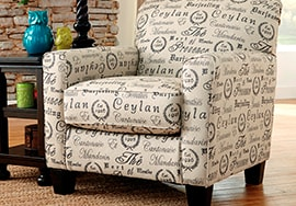 Fabric Chairs