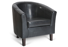 Leather Look Chairs