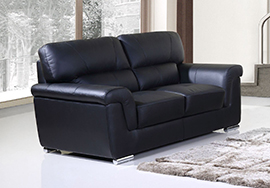 Leather Loveseats
