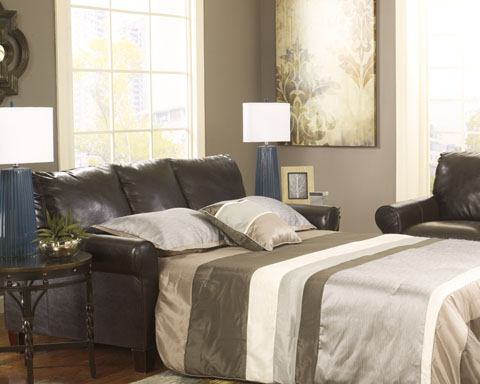 Leather Sofabeds