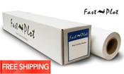FastPlot Scrim Vinyl Banner 15mil Waterproof 400g 24 x 10 Short Roll