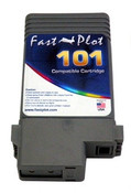 Ink Tank replace  PFI-101 for Canon printers, color:  Blue