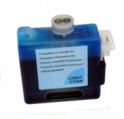 Ink tank for Canon BCI-1421 W8400, W8200, color:  Photo Cyan