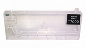 Refillable Ink tank for Epson SureColor T7000 Matte Black Autoreset
