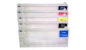 Refillable ink tank for Epson SureColor T7000 Set of 5