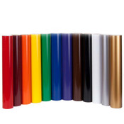 Color Cutting Gloss Vinyl Medium Yellow- 24 x 33 (8028-R2433)