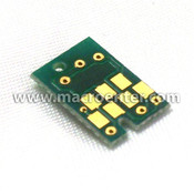 Set of Resettable Chips Compatible with the Epson 7880 / 9880