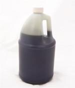 Refill Ink Bottle for HP DesignJet 10ps 1 Gallon 3.64 Liters Black Dye