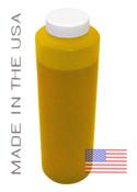Refill Ink Bottle for HP DesignJet 1050 Series 1lb 454 ml Yellow Dye