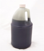 Refill Ink Bottle for HP DesignJet 130 1 Gallon 3.64 Liters Black Dye