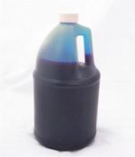 Refill Ink Bottle for HP DesignJet 130 1 Gallon 3.64 Liters Cyan Dye