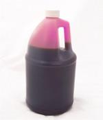 Refill Ink for HP DesignJet 130 1 Gallon Magenta Dye