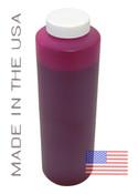 Refill Ink Bottle for HP DesignJet 130 1lb 454 ml Magenta Dye