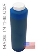 Refill Ink Bottle for HP DesignJet 130 1lb 454 ml Photo Cyan Dye