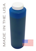 Refill Ink Bottle for HP DesignJet 400 Series 1lb 454 ml Cyan Dye