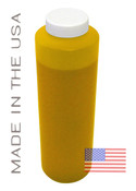 Refill Ink Bottle for HP DesignJet 400 Series 1lb 454 ml Yellow Dye