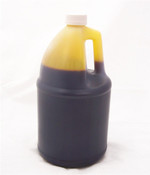 Refill Ink Bottle for HP DesignJet 500 1 Gallon 3.64 Liters Yellow Dye