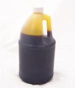 Refill Ink Bottle for HP DesignJet 500 1 Gallon 3.64 Liters Yellow Dye