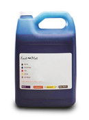 Light Solvent Ink Tank for Mimaki JV3 SS2 Printers - Cyan - 4 Liter