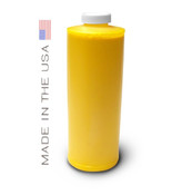 Light Solvent Ink for Mimaki JV3 SS2 Printers - Yellow - 1 Liter