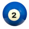 Sterling Replacement Billiard Balls #2