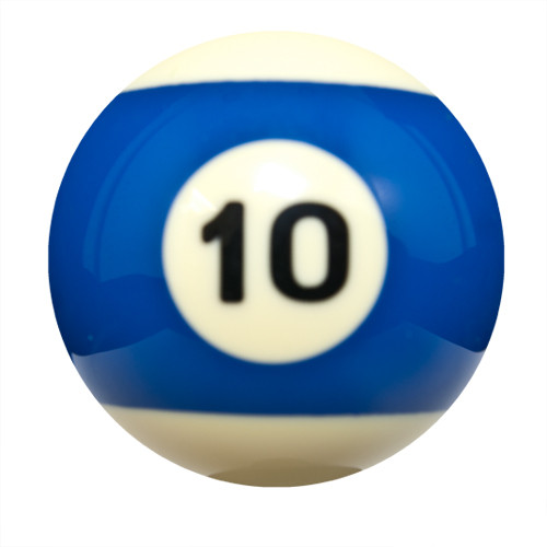 Sterling Replacement Billiard Balls #10