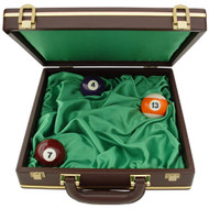 Deluxe Pool Ball Carrying Case