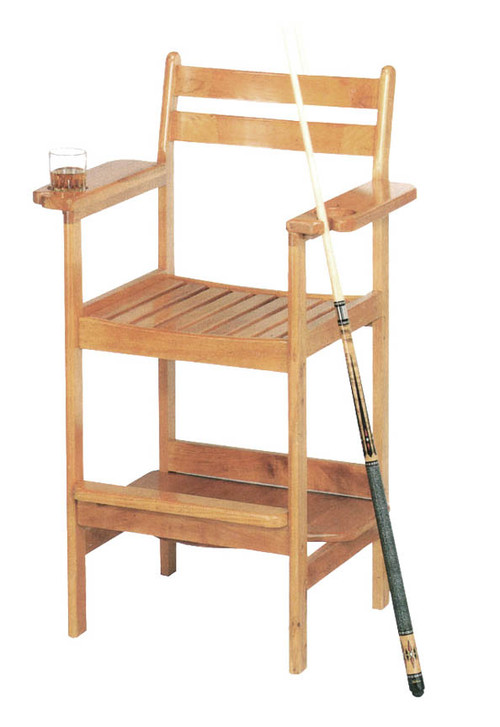 Sterling Spectator Chair, Oak