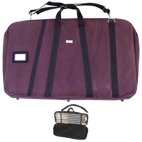 Angora Dealer Carrying Case for 20 Cues