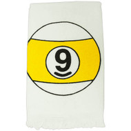 9-Ball Cue Towel