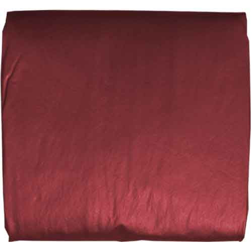 Deluxe Heavy-Duty Table Cover Burgundy (7' Table)