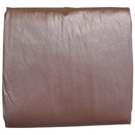Deluxe Heavy-Duty 9 Ft. Table Cover, Brown