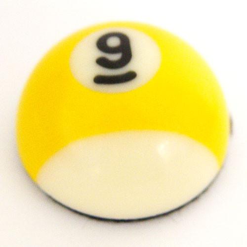 9-Ball Pocket Marker