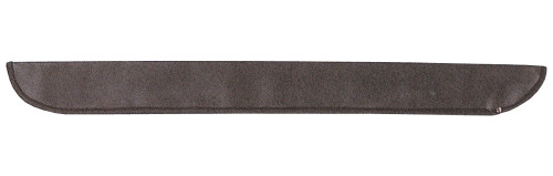 Sterling Black Discount Pool Cue Case for 1 Cue