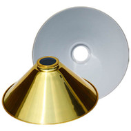 Sterling Replacement Solid Brass Shade