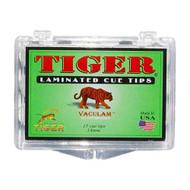 Tiger Laminated Tips, Medium,14mm (Box of 12)