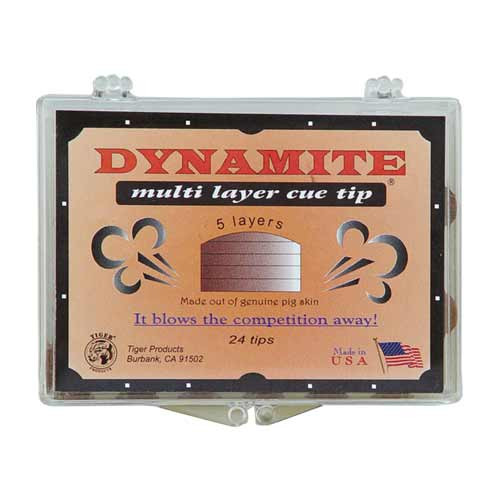 Tiger Dynamite Tips, 14mm (Box of 24)