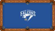 Air Force Academy Falcons 9' Pool Table Felt