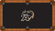 Army Black Knights 7' Pool Table Felt
