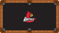 University of Louisville Cardinals 9' Pool Table Felt