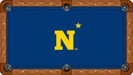 Naval Academy Midshipmen 9' Pool Table Felt