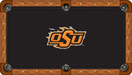 Oklahoma State University Cowboys 9' Pool Table Felt